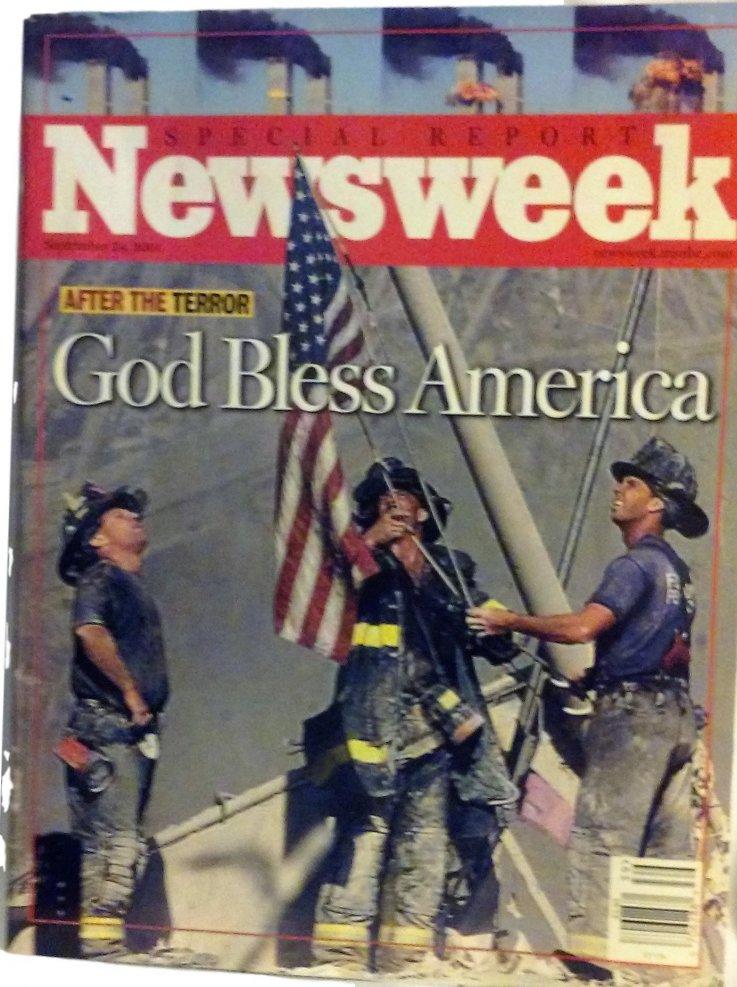 newsweek 9/11 attack new york city