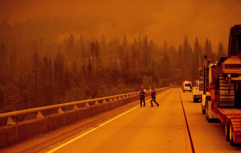 Butte County Fire