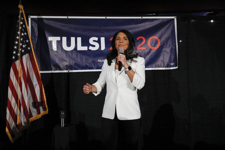 U.S. Representative Tulsi Gabbard