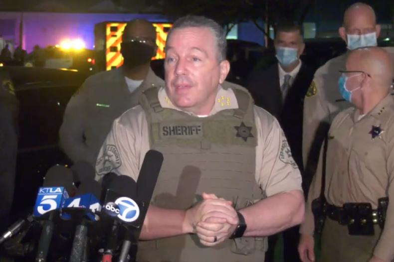 LASD Sheriff