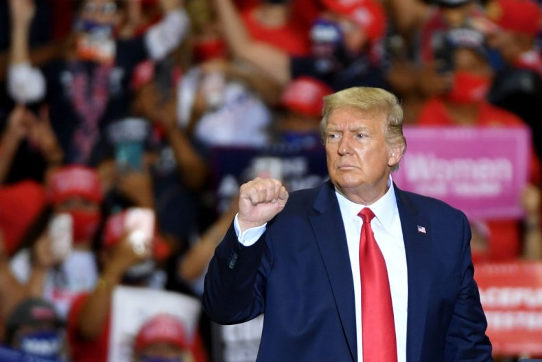 President Trump Campaigns in Henderson, Nevada