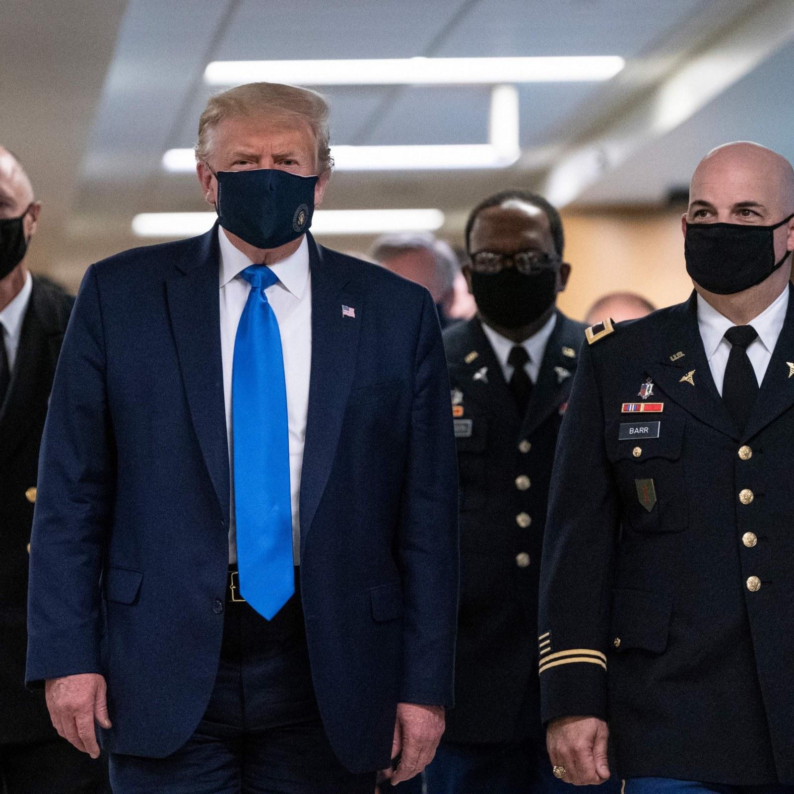 Over 200 Retired Senior Military Leaders Endorse Donald Trump Criticize Biden S Record