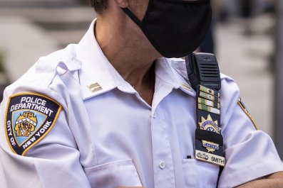 How White Supremacist Cops Use  'Ghost Skins'