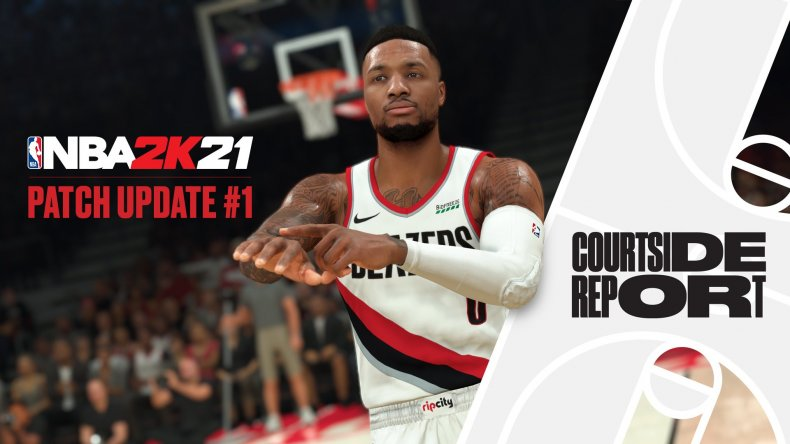 nba 2k21 update 102 patch notes