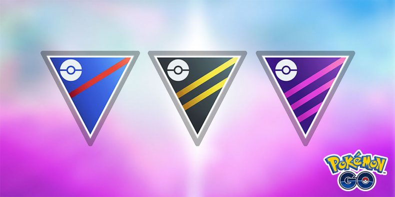 pokemon go battle league logos
