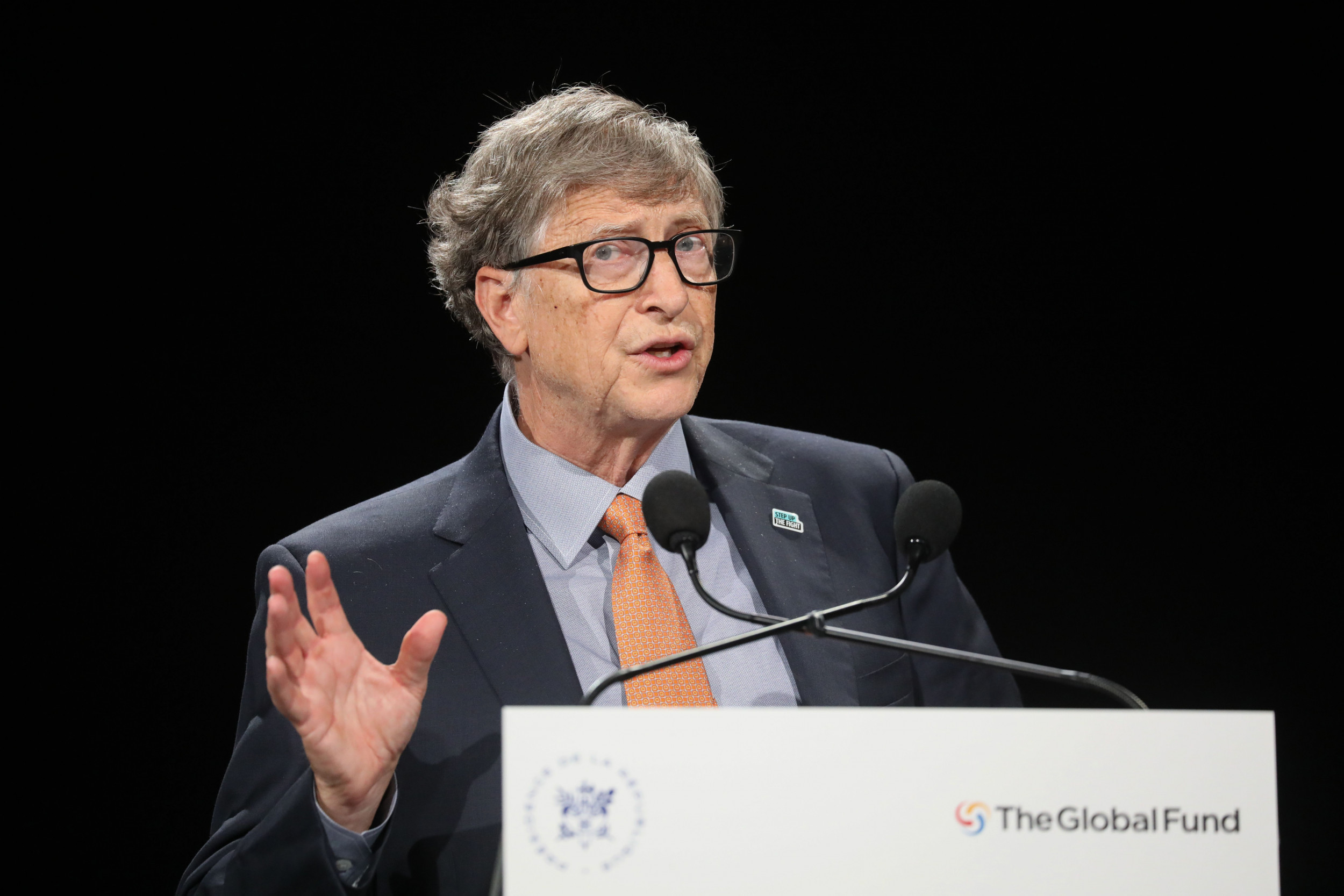"""Bill Gates says Trump administration hired Scott Atlas because """"he agrees with their crackpot theories"""""""