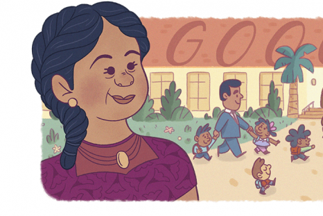 Felicitas Mendez Google Doodle