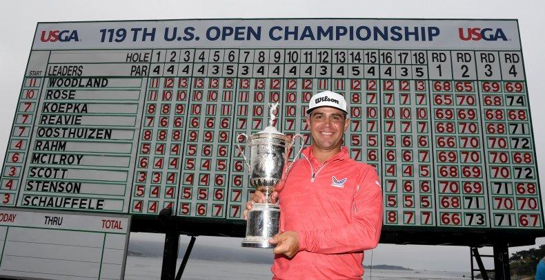 Gary Woodland, US Open