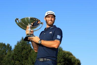 Dustin Johnson, PGA Tour