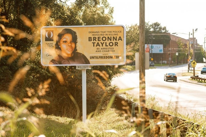 Breonna Taylor Billboard