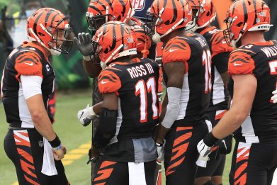 Joe Burrow, Cincinnati Bengals