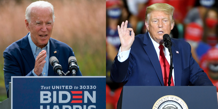 Trump trailing Biden in 6 swing states with less than 50 days before election
