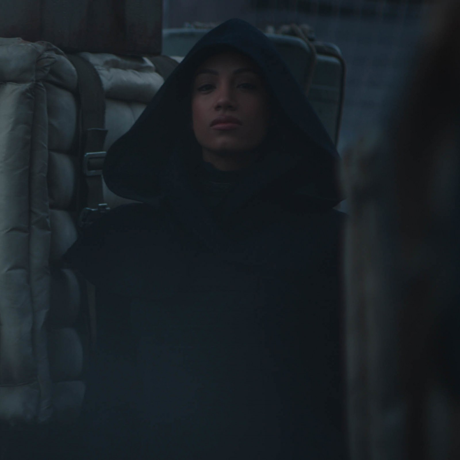 No That S Not Rosario Dawson In The The Mandalorian Season 2 Trailer It S Sasha Banks