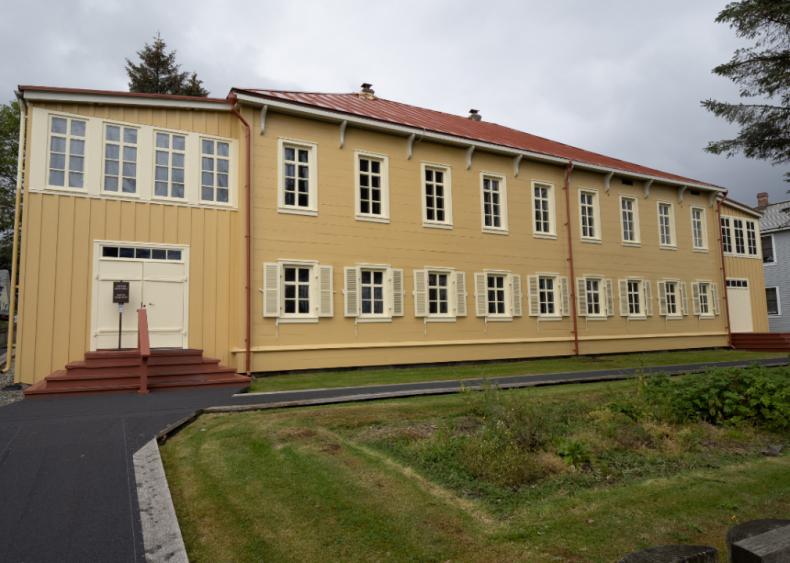 Alaska: Russian Bishop's House