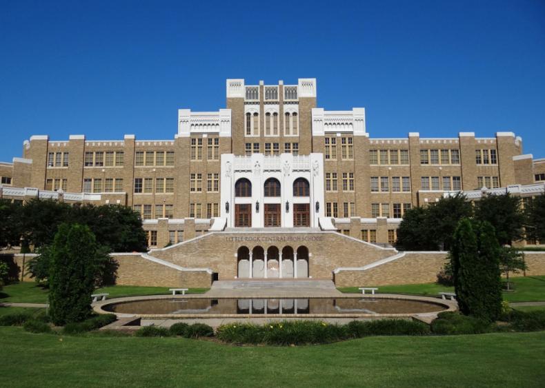 Arkansas: Little Rock Central High School