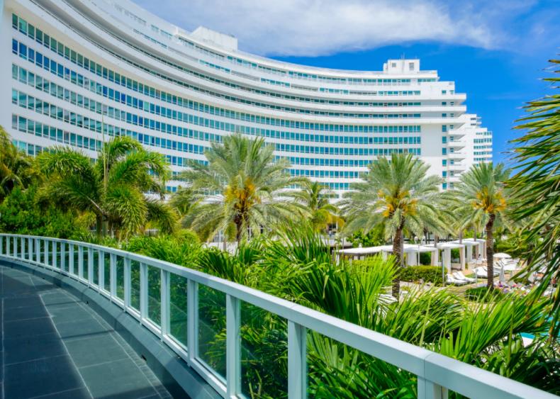 Florida: Fontainebleau Miami Beach