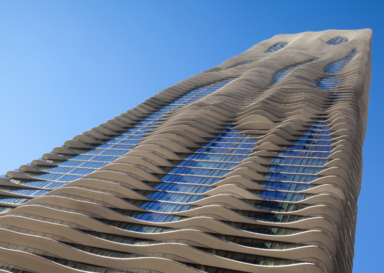 Illinois: Aqua Tower