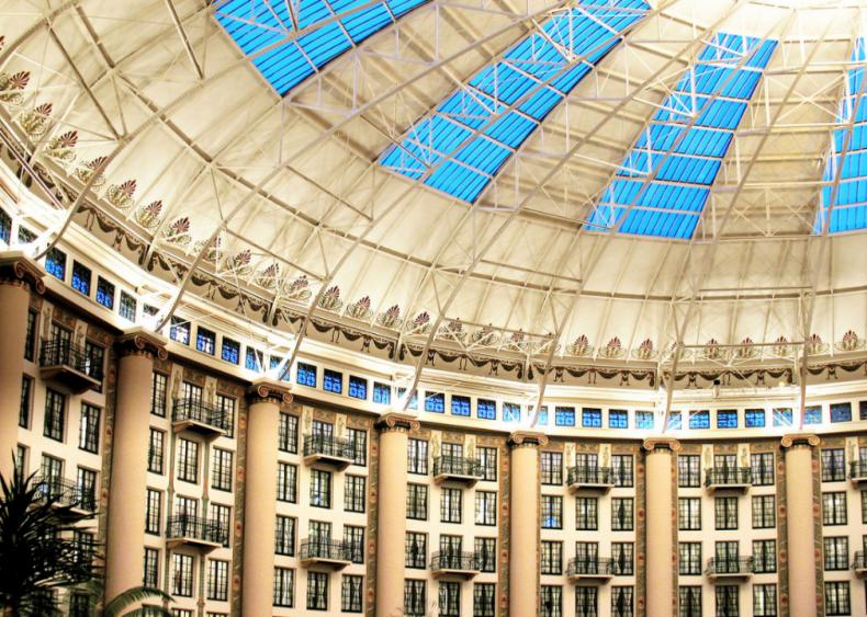 Indiana: West Baden Springs Hotel