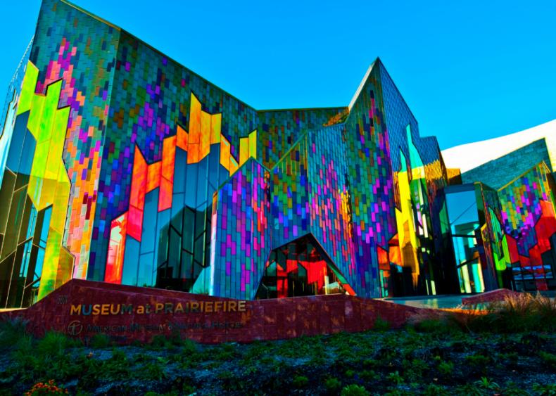 Kansas: Museum at Prairiefire