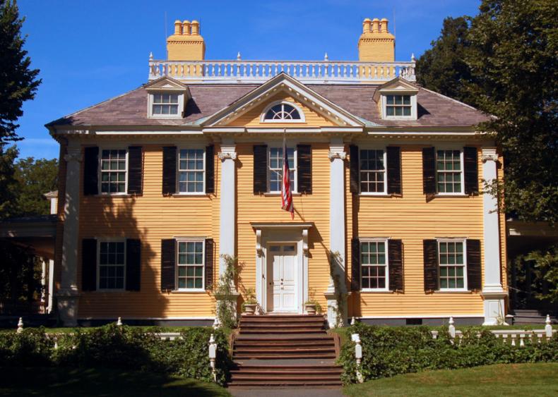 Maine: Wadsworth-Longfellow House