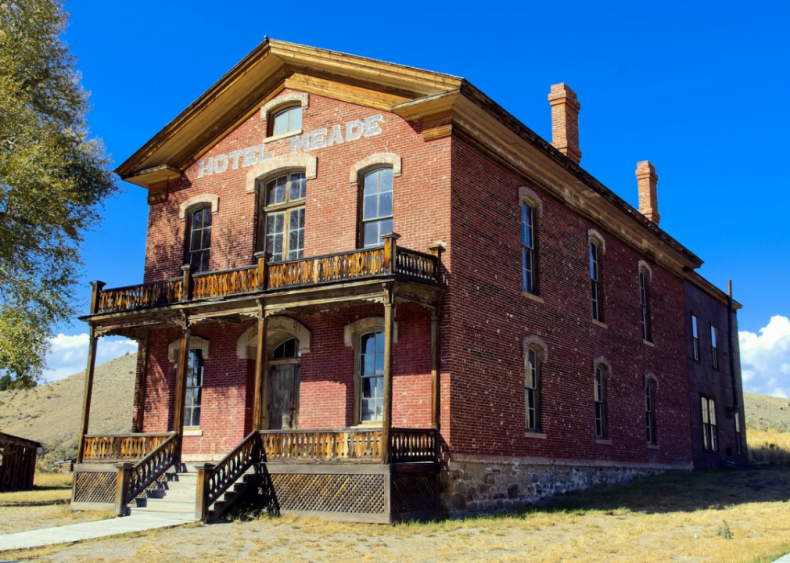 Montana: Hotel Meade