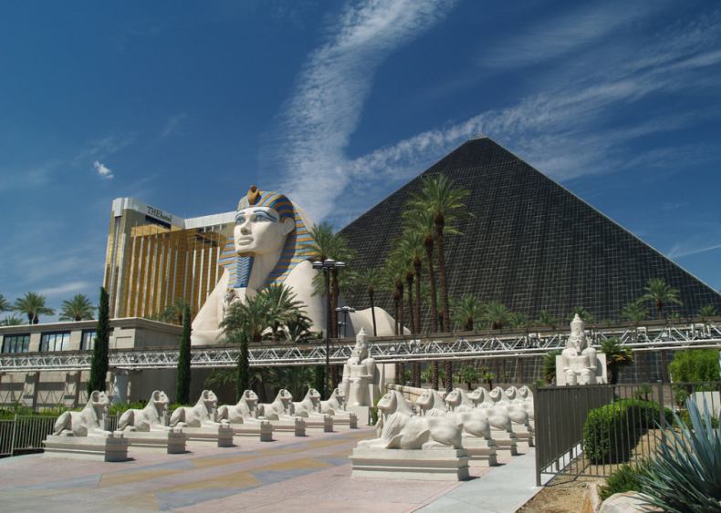 Nevada: Luxor Las Vegas