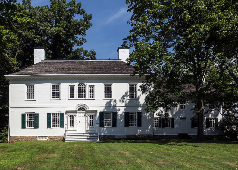 New Jersey: Ford Mansion and Washington's Headquarters Museum