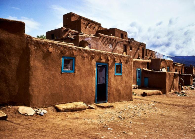 New Mexico: Taos Pueblo