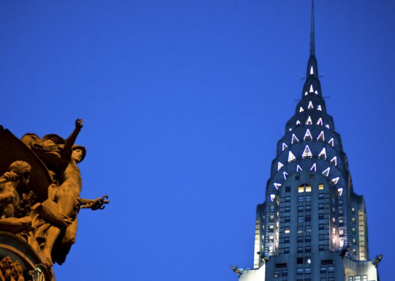 New York: Chrysler Building