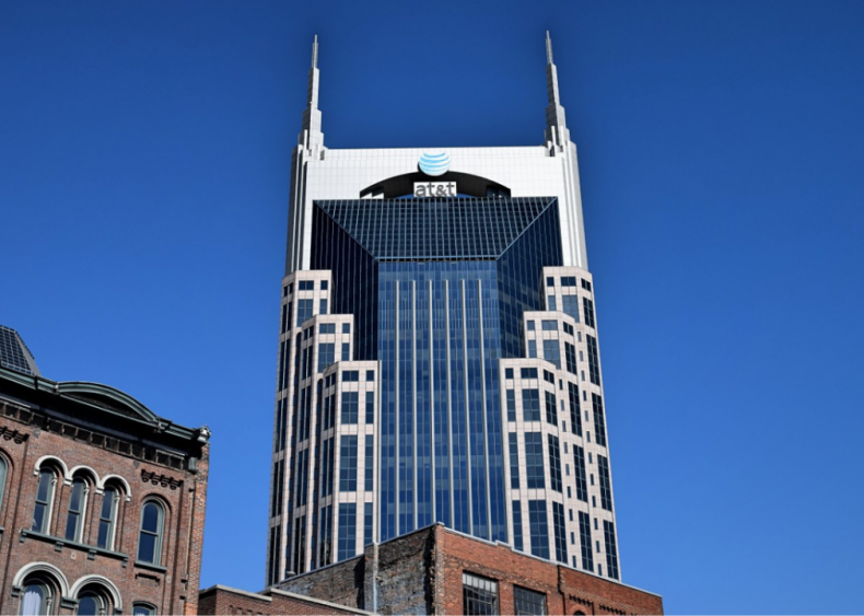 Tennessee: Batman Building