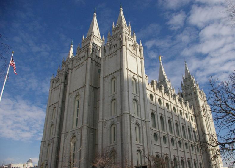 Utah: Salt Lake Temple