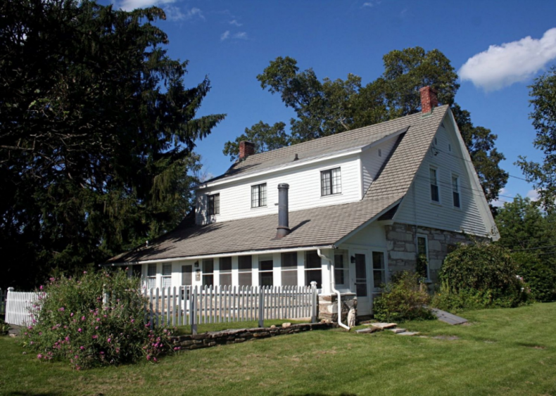 Vermont: Robert Frost Stone House Museum