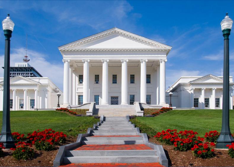 Virginia: Virginia State Capitol