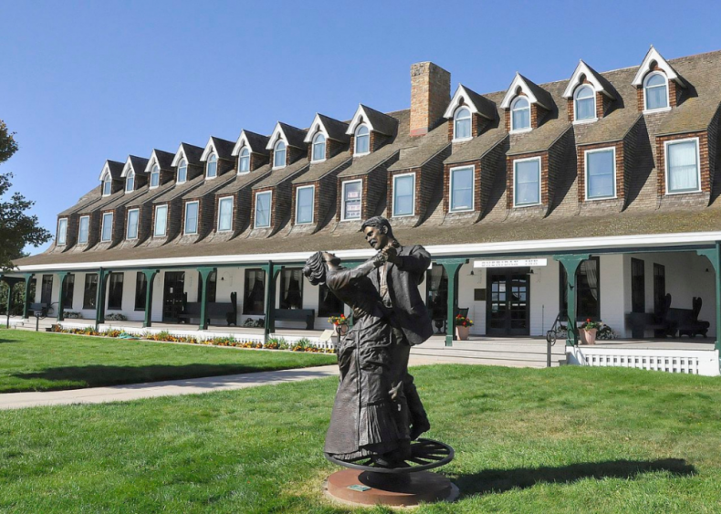 Wyoming: Sheridan Inn