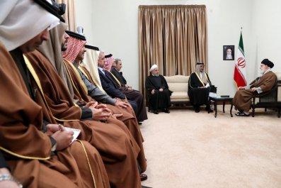 qatar, emir, iran, supreme, leader, president
