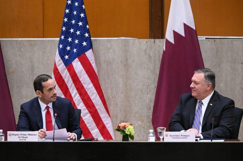 qatar, prime, minister, us, state, secretary