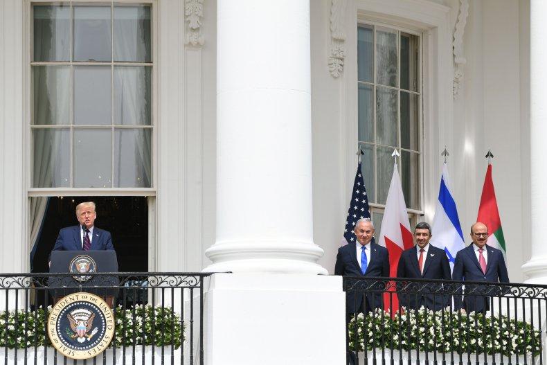 Trump peace