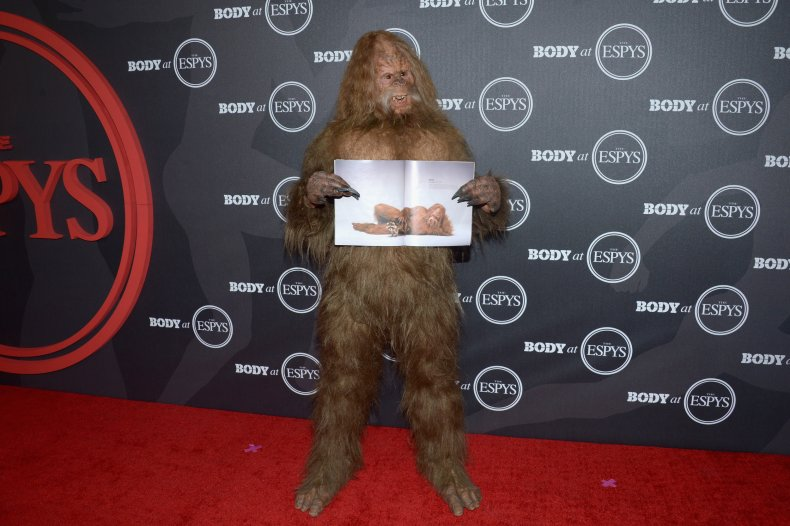 'Bigfoot is the social distancing champion'