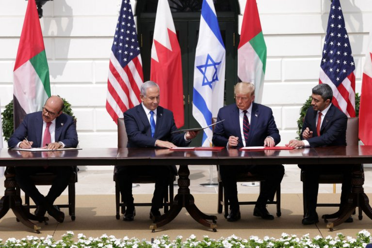 Bahrain-Israel-UAE Deal
