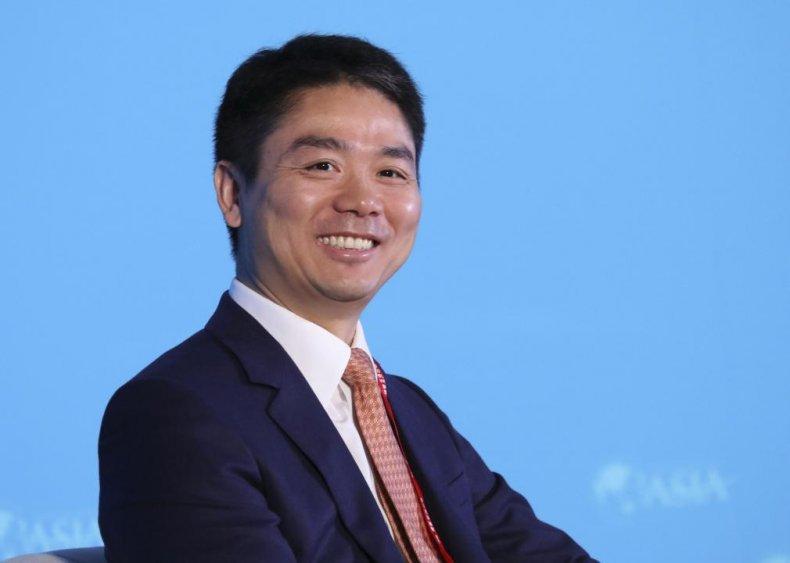 #93. Richard Qiangdong Liu