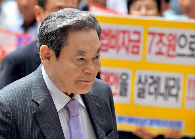 #76. Lee Kun-hee