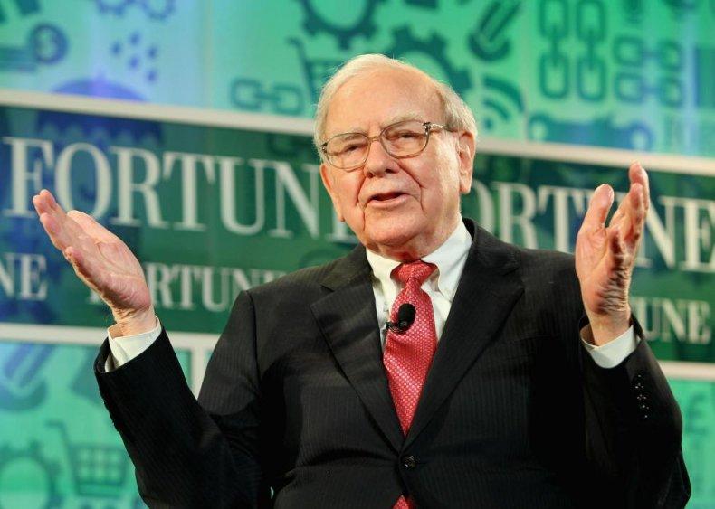 #6. Warren Buffett