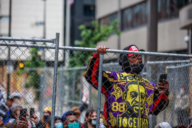 BLM protest Minneapolis