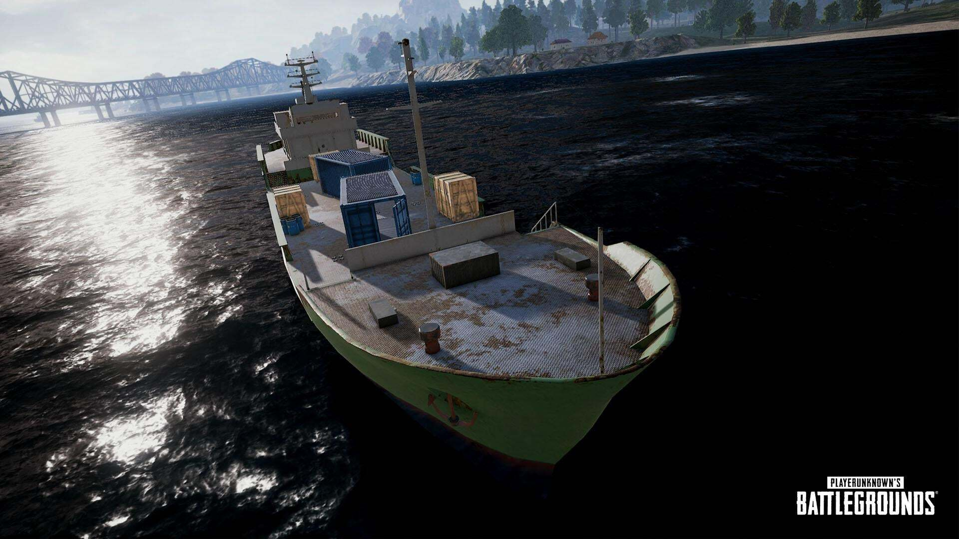 'PUBG' PC Change 8.3 Adds Ferries & Jammer Pack thumbnail