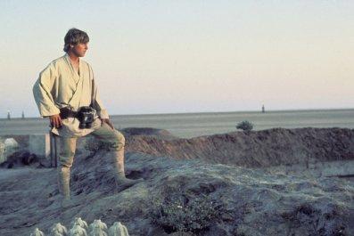 Star Wars Mark Hamill Luke Skywalker