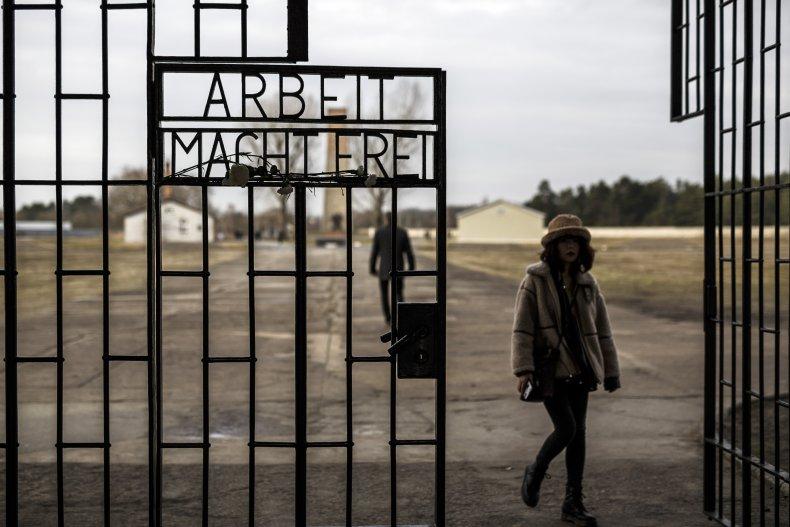concentration camps survey millenials gen z