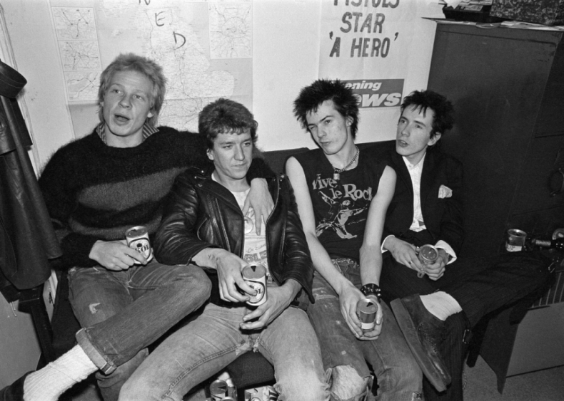 #99. Never Mind the Bollocks, Here's the Sex Pistols by Sex Pistols