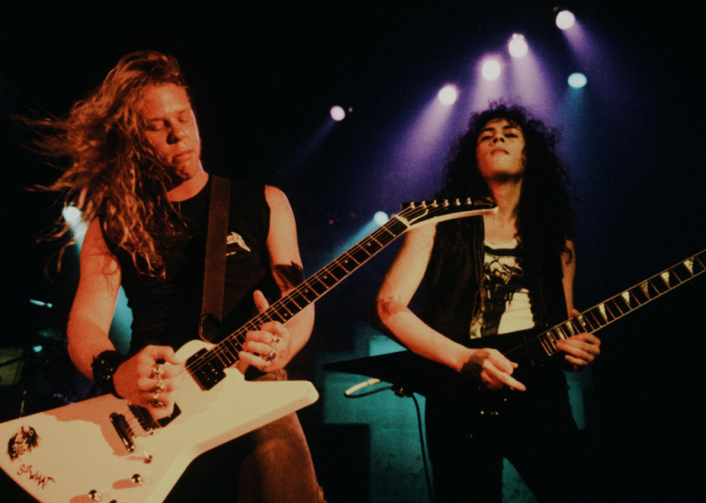 #96. Master of Puppets by Metallica