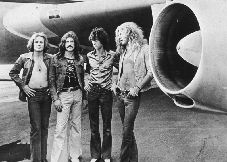 #83. Houses of the Holy by Led Zeppelin