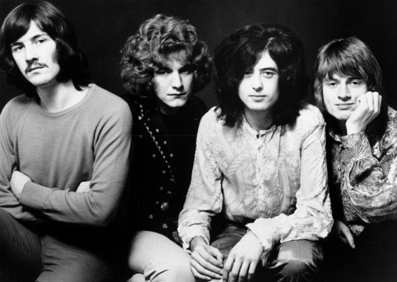 #51. Led Zeppelin I by Led Zeppelin